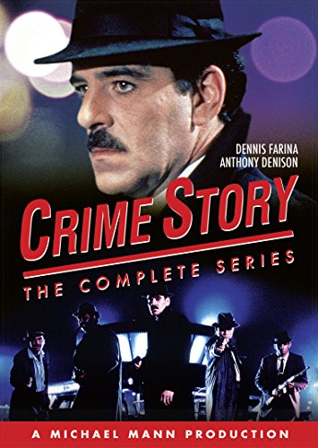 Crime Story: The Complete Series from IMAGE ENTERTAINMENT