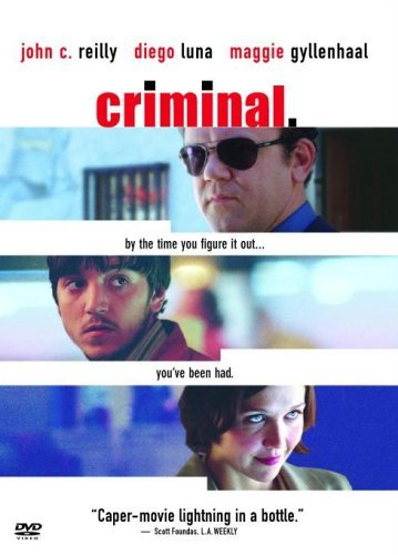 Criminal [DVD] from WARNER HOME VIDEO