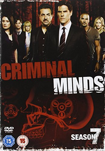 Criminal Minds - Season 7 [DVD] from Walt Disney Studios Home Entertainment