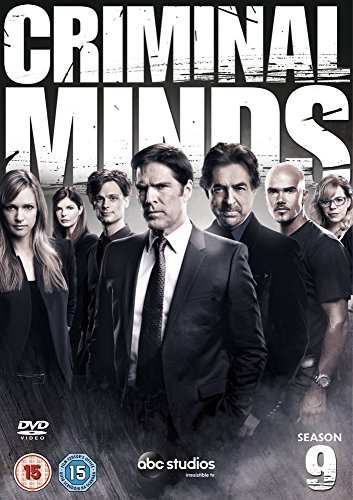 Criminal Minds - Season 9 [DVD] from Walt Disney Studios Home Entertainment