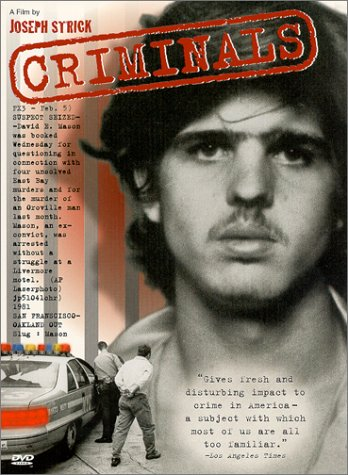 Criminals [DVD] [1996] [Region 1] [US Import] [NTSC] from Image Entertainment