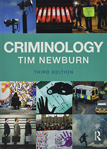 Criminology: 1 (Tayl01) from Routledge