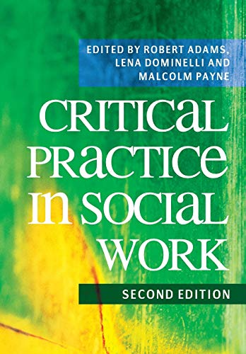 Critical Practice in Social Work from Palgrave