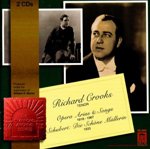 Crooks: Schubert, Arias and Songs