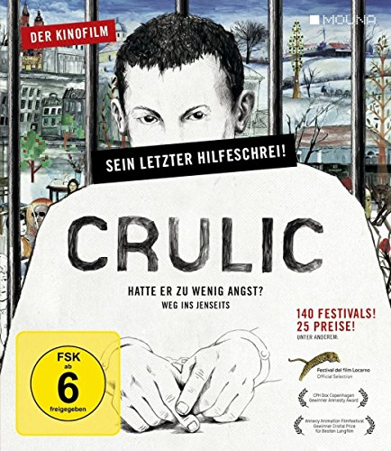 Crulic - Der Weg ins Jenseits (BR) from Alive AG