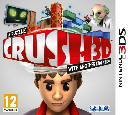 Crush 3D (Nintendo 3DS) from SEGA