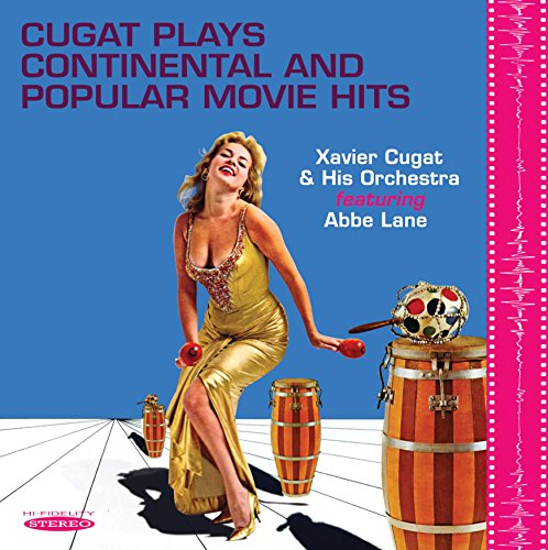 Cugat Plays Continental and Popular Movie Hits from Sepia