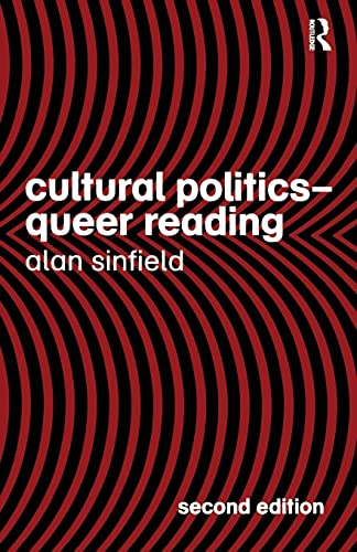 Cultural Politics - Queer Reading from Routledge
