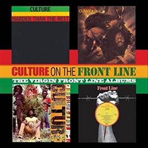 Culture on the Front Line from Caroline International