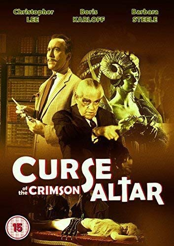 Curse Of The Crimson Altar [DVD] from Odeon Entertainment