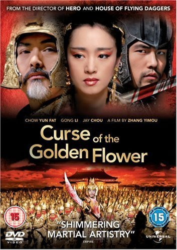 Curse of the Golden Flower [DVD] from Universal Pictures Video