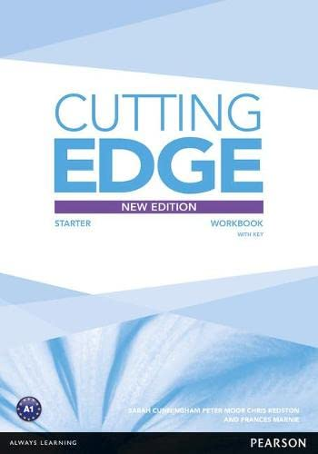 Cutting Edge Starter New Edition Workbook with Key from Pearson Education Limited