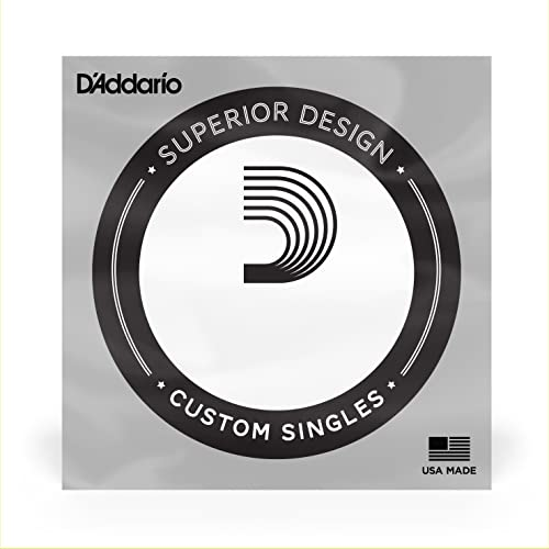 D'Addario .100 ProSteels Long Scale Single String for Bass Guitar from D'Addario