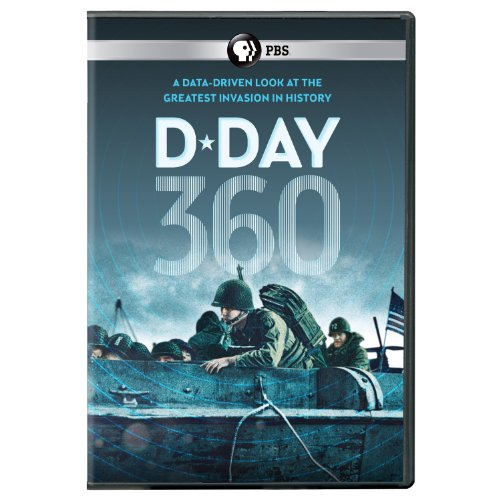 D-Day 360 [DVD] [2014] [Region 1] [US Import] [NTSC] from PBS
