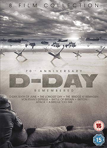 D-Day Remembered - 8-Film Collection [DVD] [2014] from 20th Century Fox Home Entertainment