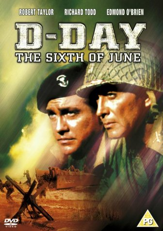 D-Day The Sixth Of June [DVD] from 20th Century Fox