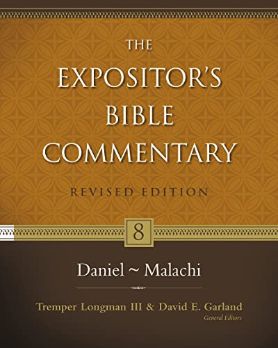 Daniel-Malacho: 08 (Expositor's Bible commentary) from Zondervan