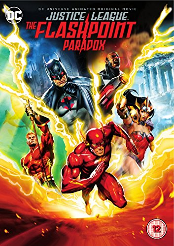 DCU: Justice League: The Flashpoint Paradox [DVD] [2017] [2013] from Warner Bros