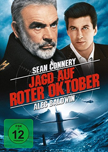 DVD JAGD AUF ROTER OKTOBER from Paramount Home Entertainment
