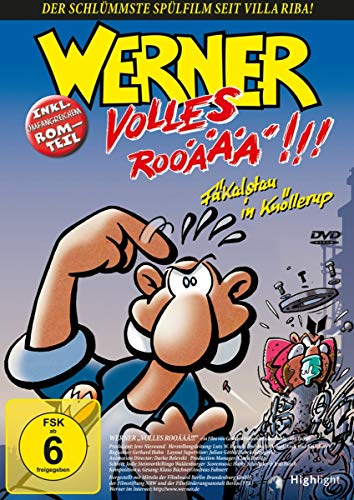 DVD WERNER-VOLLES ROOAAAR! from VARIOUS
