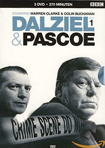 Dalziel & Pascoe Series 1 3-DVD Set ( A Clubbable Woman / An Advancement of Learning / An Autumn Shroud ) from Bbc