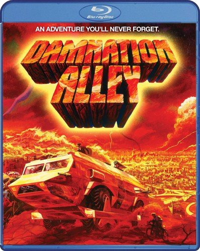 Damnation Alley [Blu-ray] [1977] [US Import] from Shout Factory