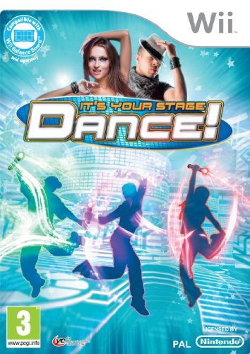 Dance! It's Your Stage (Wii) from pqube