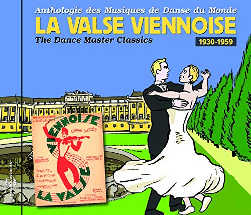 Dance Master Classics - Vienese Waltzes from Fremeaux