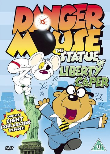 Dangermouse 5 - Statue Of Liberty Caper [DVD] from Fremantle