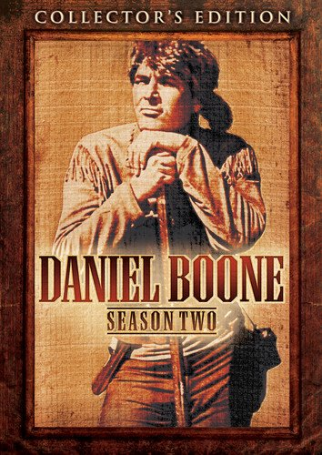 Daniel Boone: Season Two from Shout Factory
