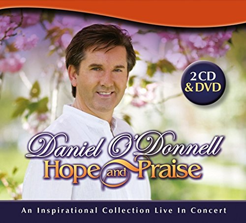 Daniel O'Daniel, Hope and Praise DVD and 2 CD Special Edition 3 cd set from Rouge Garments