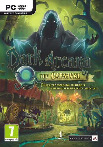 Dark Arcana: The Carnival (PC DVD) from Mastertronic