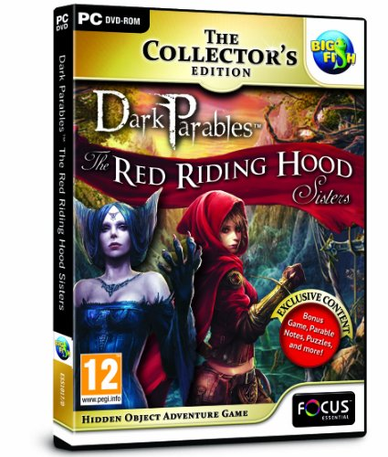 Dark Parables: The Red Riding Hood Sisters - The Collector's Edition (PC CD) from FOCUS MULTIMEDIA