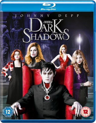 Dark Shadows [Blu-ray] [2012] [Region Free] from Warner Home Video