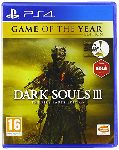 Dark Souls 3 The Fire Fades (PS4) from Bandai Namco Entertainment
