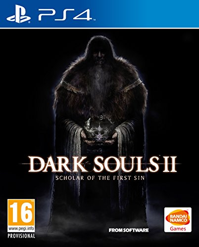 Dark Souls II: Scholar of the First Sin (PS4) from Namco Bandai