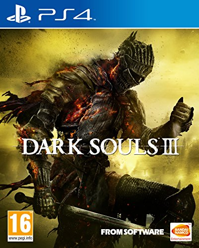 Dark Souls III (PS4) from Bandai Namco Entertainment