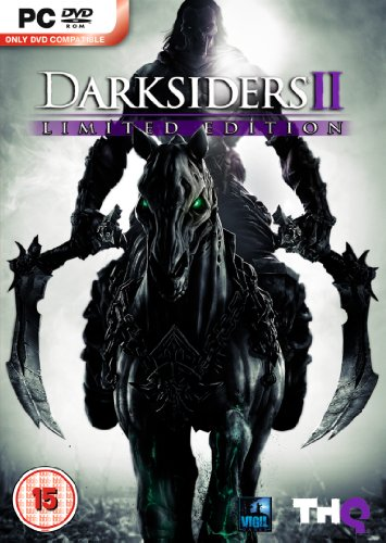 Darksiders II - Limited Edition - Includes Argul's Tomb Expansion Pack (PC DVD) from THQ