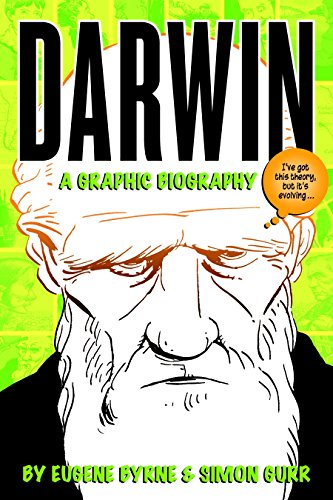 Darwin: A Graphic Biography from Smithsonian Books