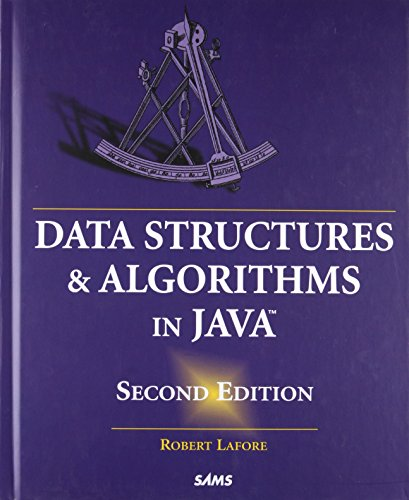 Data Structures and Algorithms in Java from Sams
