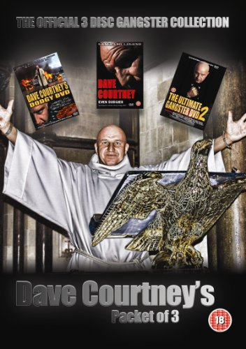 Dave Courtney's Packet of Three [DVD] from Cornerstone Media