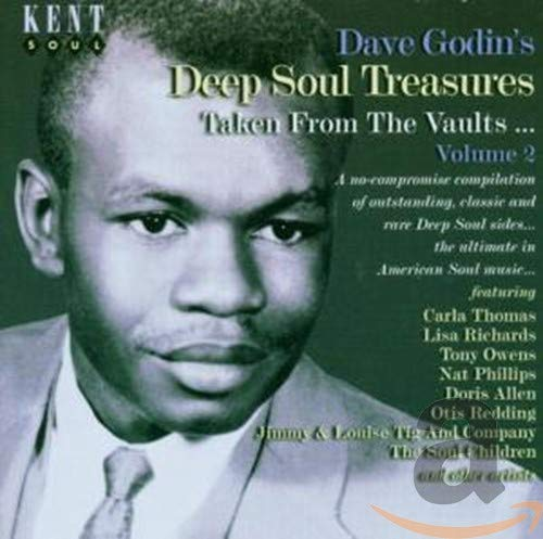 Dave Godin's Deep Soul Treasures Vol.2: Taken from the Vaults from KENT