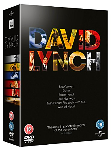 David Lynch Box Set [DVD] [1977] from Universal Pictures