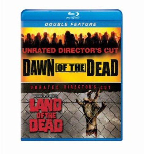 Dawn of the Dead / George a Romero's Land of Dead [Blu-ray] [US Import] [2012] from Universal Studios