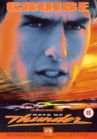 Days Of Thunder [1990] [DVD] from Paramount Home Entertainment