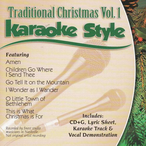Traditional Christmas, Vol. 1: Karaoke Style from Daywind