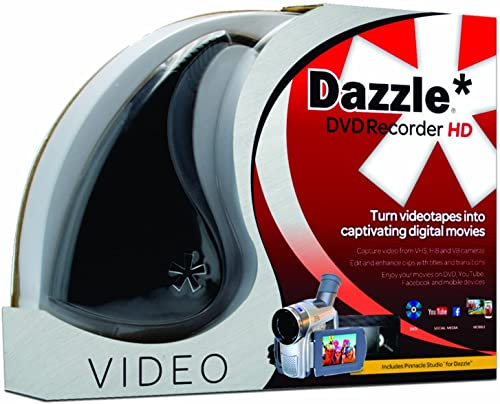 Dazzle DVD Recorder HD (PC) from Corel