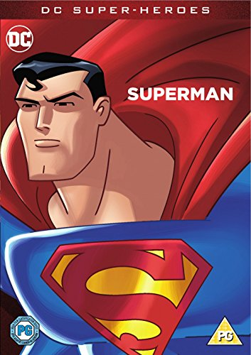 Dc Super-Heroes: Superman [DVD] [2016] from Whv