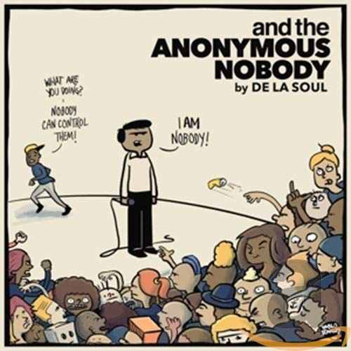 De La Soul - And The Anonymous Nobody from Proper Music Brand Code