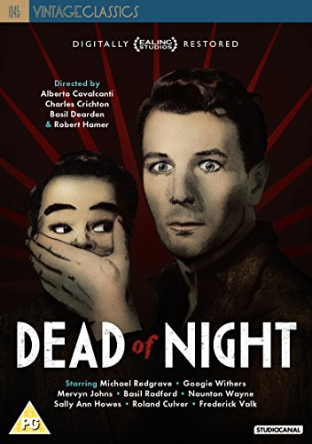 Dead Of Night (Ealing) - Special Edition [DVD] [1945] from Studiocanal